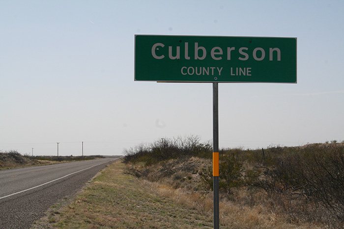 Culberson Sign